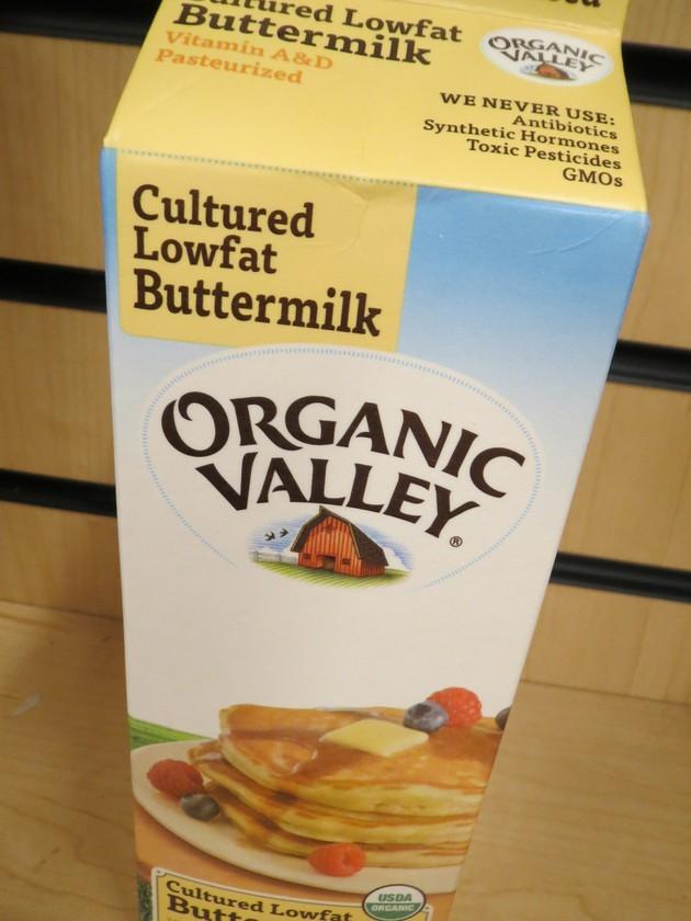 バターミルク、使っていますか?...