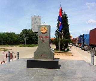 陸路でベトナムを出国、カンボジアへ入国してみる【カンボジア・ベトナム】