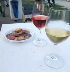 ワイン好きなら行くべき!! おつまみまで揃うカヴァフェスタ【スペイン】