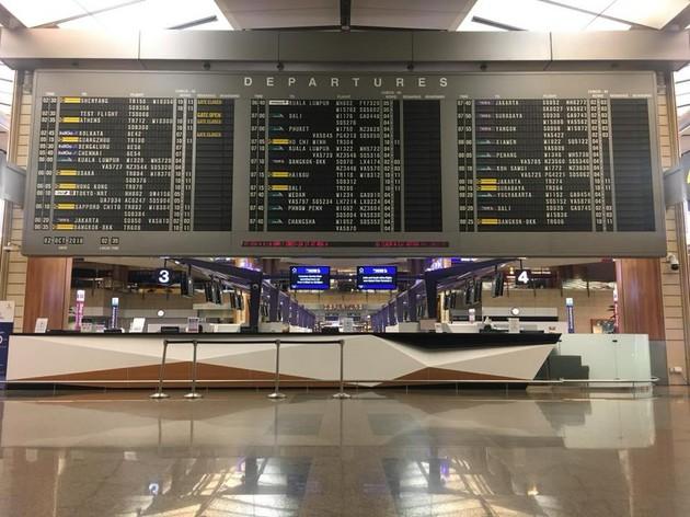 チャンギ空港へのアクセスはどうする【シンガポール】