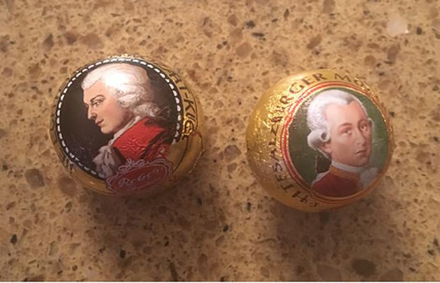 オーストリア土産の定番、モーツァルトチョコはどこの会社のがいい?【オーストリア】