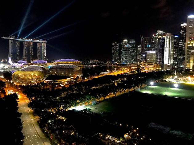 シンガポールでおすすめの配車アプリは【シンガポール】