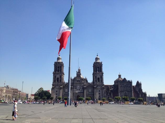 まもなく独立記念日【メキシコ】