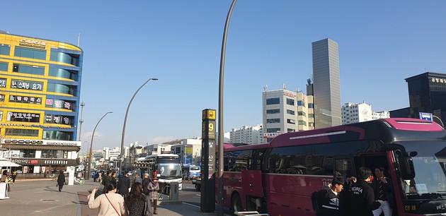 韓国のタクシートラブル【韓国】