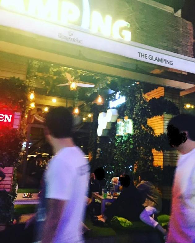 グランピングがテーマのレストラン「THE GLAMPING」【韓国】