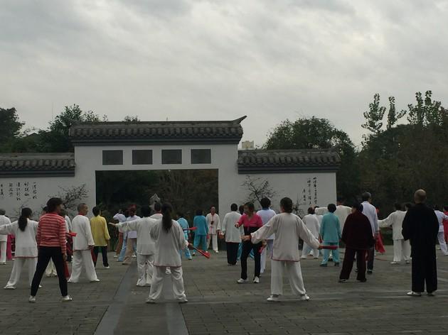 中国の文化に触れてみる【中国】