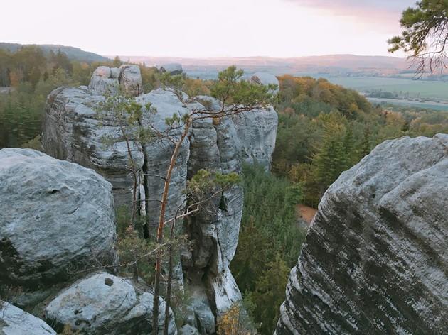 チェコは大自然もいっぱい!チェスキーラーイで絶景ハイキング!【チェコ】